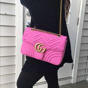 Gucci Marmont Pink Brand New